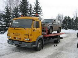 В Киеве неправильно припаркованные машины будут вывозиться эвакуатором