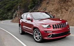 Jeep Grand Cherokee получил мотор мощностью в 800 л.с.