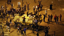 Генштаб Египта определил условия для передачи власти