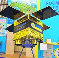 Украинцы готовятся к запуску нового спутника