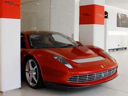 Ferrari создал эксклюзивный спорткар для Эрика Клэптона