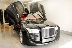 Китайским водителям запретили врезаться в дорогие авто