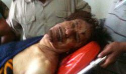 Каковы результаты вскрытия тела ливийского полковника?