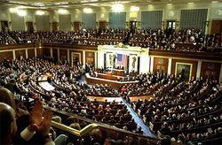 США: переговоры в Конгрессе о сокращении дефицита бюджета закончились провалом