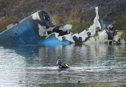 Второй пилот Як-42 при разгоне нажал на тормоз