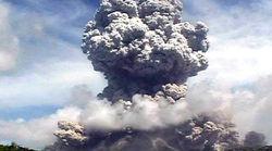 Вулкан Пуйеуэ извергается с новой силой