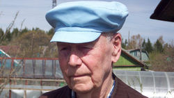 95-летний мужчина неожиданно заговорил на английском языке, полностью забыв русский
