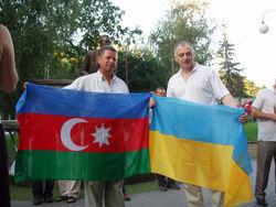 Азербайджан и Украина