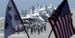 совместные военные учения Южной Кореи и США