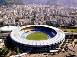 Бразильцы прекратили забастовку – работы на стадионе «Маракана» возобновлены