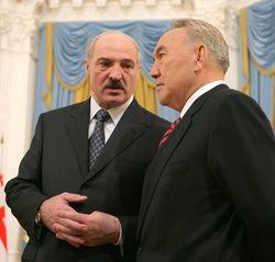 Лукашенко нанес официальный визит Казахстану