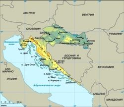 Хорватия вышла на финишную прямую переговоров относительно присоединения