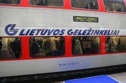 литовская железная дорога