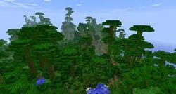 Создатели Minecraft добавят джунгли и новую фауну