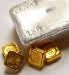 Рынок серебра: золото может корректироваться вниз