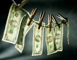 В Днепропетровске отмывают деньги