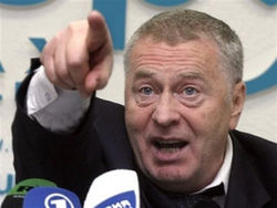 Жириновский требует наказания за встречу с американским послом