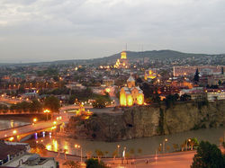 В Тбилиси будет построен еще один район?