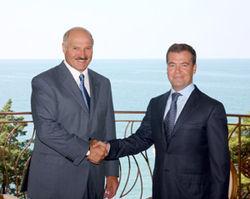 Встреча президентов России и Беларуси состоялась в Сочи