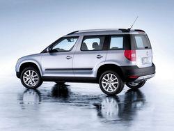 Компания Skoda будет продавать в России ограниченную серию автомобилей Yeti Style