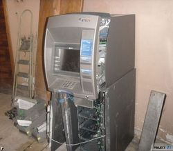 Как преступники украли 3 миллиона рублей из банкомата?