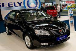 Компания Geely привезет в Украину три новые модели