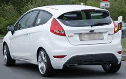 Фотошпионы увидели новый Ford Fiesta ST