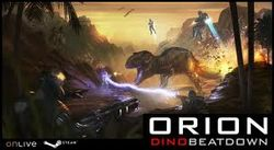 Новая компания Spiral Game анонсировала Orion: Dino Beatdown