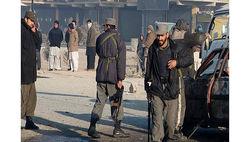 пост милиции в Афганистане