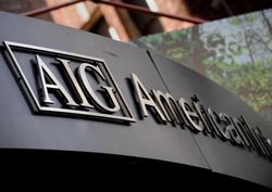 Трейдерам: AIG оценила свои акции в 8,7 млрд долл