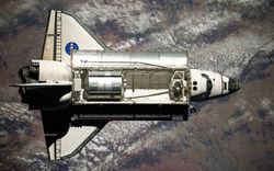 Дискавери отправлен на космическую станцию