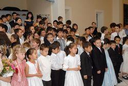 Каков размер «вступительных взносов» в школах Бишкека?