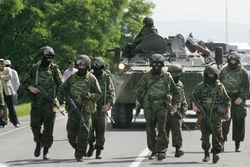 В Назрани действует режим контртеррористической операции
