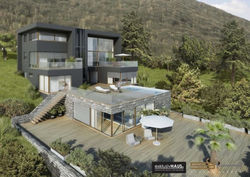 В Швейцарии построен самый дорогой жилой дом в мире