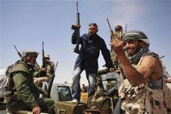 Повстанцы заплатят любые деньги за Каддафи