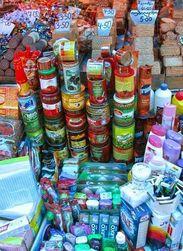 На рынках Тбилиси массово нарушаются санитарные нормы