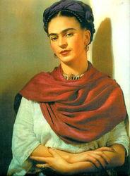 Инвесторам: на аукцион выставлена уникальнейшая работа Фриды Кало