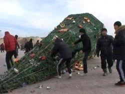 У полицейских есть секретное видео событий в Жанаозене?