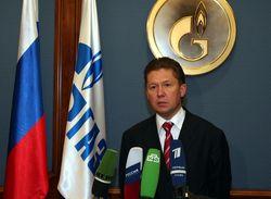 Миллер рассказал, что «Газпром» 25 ноября купит еще 50% «Белтрансгаза»