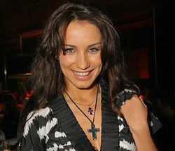 Певица Виктория Дайнеко избила водителя такси