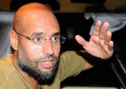Сын Каддафи нуждается в помощи врачей