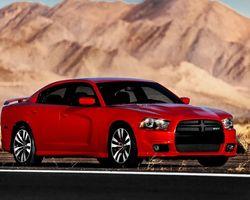 Лучшая навигация по-американски у Dodge Charger