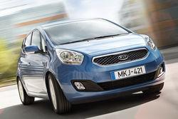 Новая KIA Venga уже появилась в автосалонах России