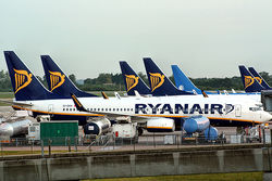 На рынок Украины выходит крупный игрок в сфере бюджетных авиаперевозок