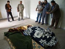 Где похоронят Муамара Каддафи?