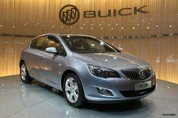 Самым продаваемым автомобилем в Китае стал Buick Excelle