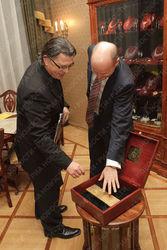 В Москве у водителя похитили килограмм золота