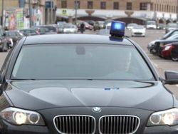 Собянин поведал о штрафах для машин со спецсигналами
