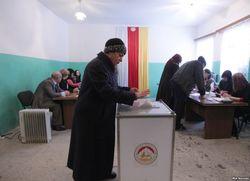 Президентские выборы в Южной Осетии признали состоявшимися