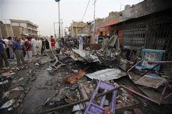 В результате теракта в иракском городе Басра погибли не менее 19 человек
